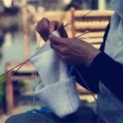 独乐乐不如众乐乐 人生因编织而更精彩