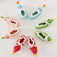 充满童趣的创意钩针宝宝鞋编织视频教程