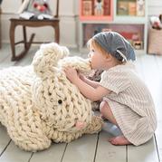 这里的粗毛线美好居家编织物只有温暖属性