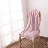 钩针菱形盖腿毯宝宝毯编织视频教程(2-1)