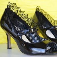 鞋子也可以每天变妆 手工DIY巧饰春夏女鞋