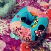 超详细布艺玲珑枕的制作方法 民间传统手工艺制作单孔、六孔耳枕