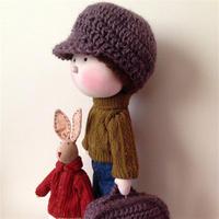 毛线编织爱宠服饰 吸晴涨粉妥妥的