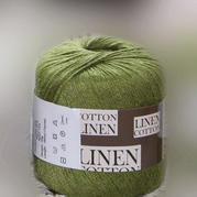 罗莎琳达·RL6602亚麻棉 春夏钩织手编毛线链条线