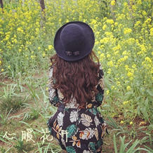 美丽棉草帽 女士春夏钩针遮阳帽