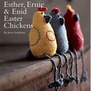 超可爱棒针小鸡编织教程
