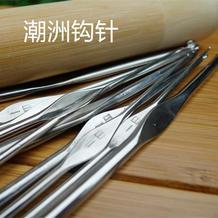 以手工打磨著称的潮州钩针(可钩、广牌、百一)及其型号对照表