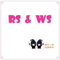 欧美编织图解中RS和WS的含义 英文编织术语详解