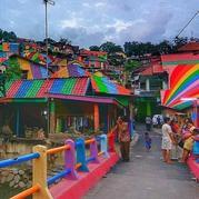 如果生活的家园充满色彩将是一种什么体验?