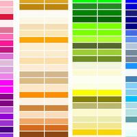 色彩标准卡 编织设计必备