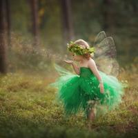 0至100岁都能穿的浪漫甜美公主蓬蓬裙 这个夏天一起变身小仙女