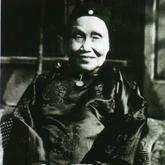 或许她是中国最早学会毛线编织的女性之一 曾国藩小女儿曾纪芬