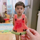 """吃瓜群众你可知道这个夏天流行穿""""西瓜裙"""""""