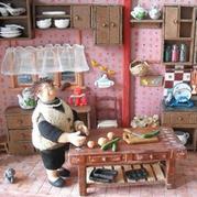 绝对会令你啧啧称赞的工艺品与小手工 编织人生会员江磊作品欣赏