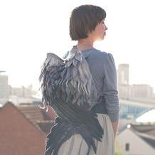 背上它秒变天使 白俄罗斯艺术家的羊毛童话王国