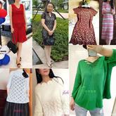 201729期周热门编织作品:13款女士春夏编织服饰