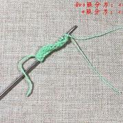 中粗毛线无痕接线小技巧 织毛衣中间没线了怎么办?