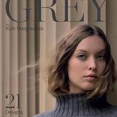 Kim Hargreaves2017秋冬女士棒針服飾設計集《GREY》