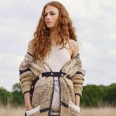 百年苏格兰经典针织品牌普林格2017针织毛衣