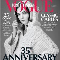 靓丽Vogue Knitting时尚针织2017秋冬编织服饰选集(VK fall2017)