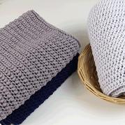 围巾收针法编织视频教程 情人扣围巾收针方法