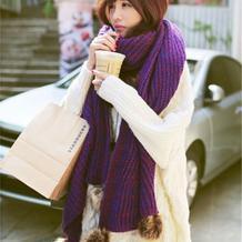 送围巾需要了解的那些事 这样织围巾绝对不会出错