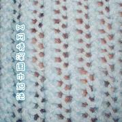 毛线编织一网情深围巾织法视频教程