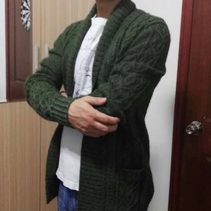 冬日临近了给爱你的他来件温暖外套吧,话说穿上很儒雅喔!