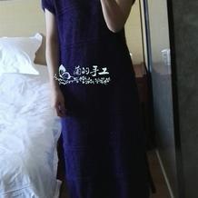 秋冬款搓衣板针简单易织宽松长裙