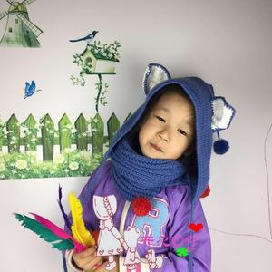 赶紧来一套可爱猫耳朵帽给宝贝抵御这秋冬的寒冷吧