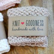 亲手编织制作一款创意礼物包装标签 让礼物更加用心与贴心