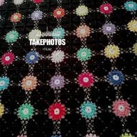 非常漂亮的一款多用途拼花毯——暗夜的星星