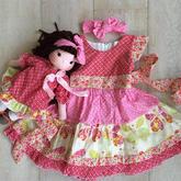 用魔法将平凡无奇的毛线变身温暖有爱的娃娃
