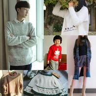 201750期周热门编织作品:12款秋冬手编毛衣款式