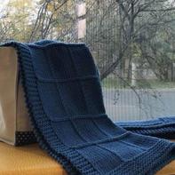 平步青云 男女均适用的棒针围巾