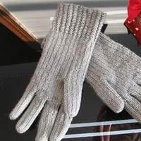关于编织手套手指的方法