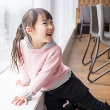 甜甜圈 时尚中性款棒针假两件连帽毛衣编织视频教程(2-1)