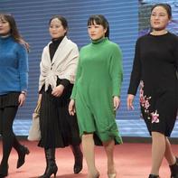 编织生活 | 不一样的三八妇女节 美丽T台秀出编织风彩