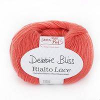 Debbie Bliss·Rialto Lace 羊毛蕾丝线 英国品牌春夏美利奴纯羊毛开衫围巾线