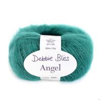Debbie Bliss·Angel 真丝马海毛春夏开衫披肩手编细线