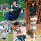 201816期周热门编织作品:春夏棒针钩针手工编织服饰10款