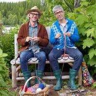 北欧编织设计巨星安和卡洛斯 设计高研课程解锁问鼎世界编织圈的独门秘籍