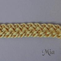 图文详解实用双虾辫编织方法 可做钩针吊带背心肩带