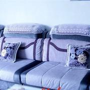 缝纫线合股钩针编织蕾丝沙发巾