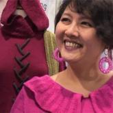 美籍华裔编织大师Lily Chin 第一位以自己的名字制作时尚纱线的设计师