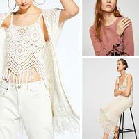 让人无法抗拒的夏日之美 2018夏日大牌针织服饰欣赏