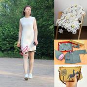 201824期周热门编织作品:手工编织的魅力 12篇亲手制作的绒线服饰