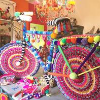 毛线手工编织将生活用品使用期限以一种更加炫丽的方式无限延长