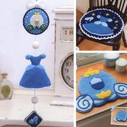 大人宝宝都会爱上的十余款经典童话动漫主题床铃挂件及座垫
