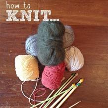满满干货!从起针到缝合详解织毛衣的各种要点